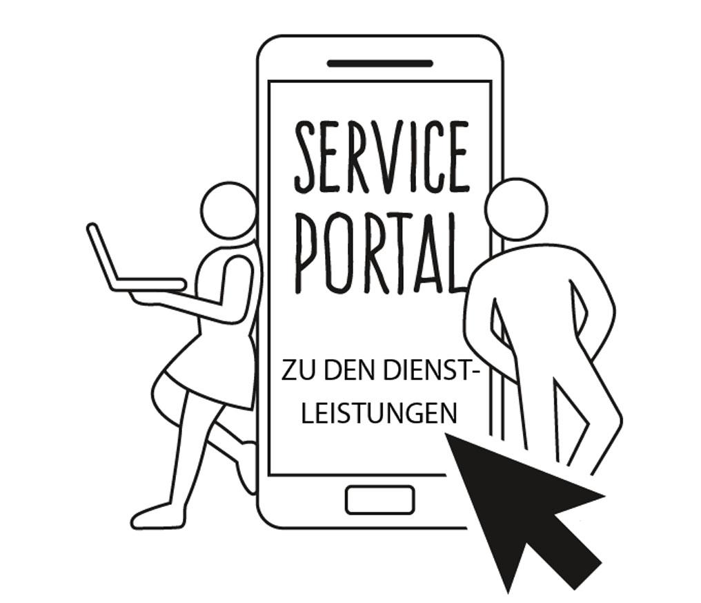 Dienstleistungen der Stadt Witten online